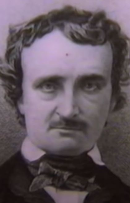 writer. author. literature. edgar allen poe.