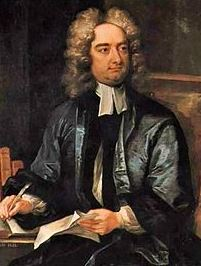 Jonathan Swift. Satirist. Gulliver's Travels. A Modest Proposal. Author.