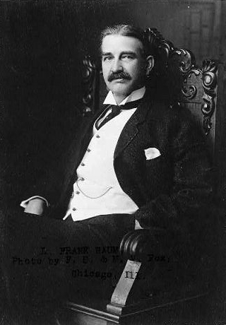 Authors. Writers. Books. Literature History. The Life and Times of L. Frank Baum